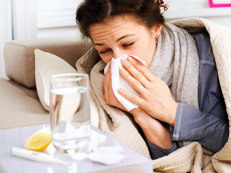 alerg chniy nezhit yogo l kuvannya narodnimi zasobami 1 - Алергічний нежить і його лікування народними засобами