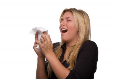 Алергічний нежить і його лікування народними засобами