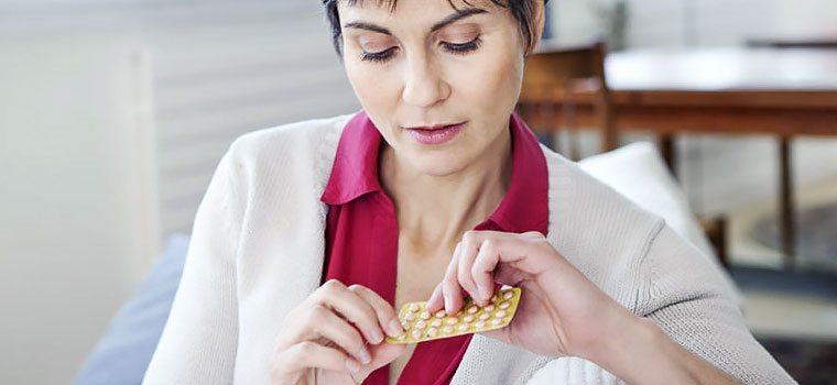 Атрофічний кольпіт у жінок менопаузального періоду