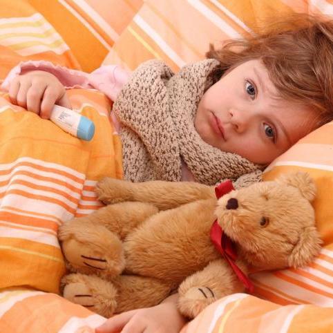 Биопарокс для дітей 2-3 років і більше, при грудному вигодовуванні