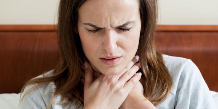 bolit gorlo bolyache kovtati yak l kuvati 1 - Болить горло боляче ковтати, як лікувати?