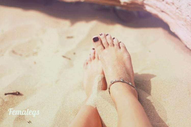 Догляд за стопами ніг в домашніх умовах