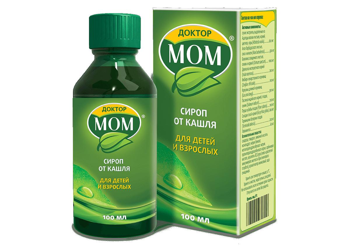 doktor mom v d kashlyu nstrukc ya 1 - Доктор МОМ від кашлю інструкція