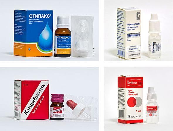 Ефективні лікарські засоби проти отиту