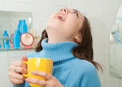 Ефективне лікування горла народними засобами