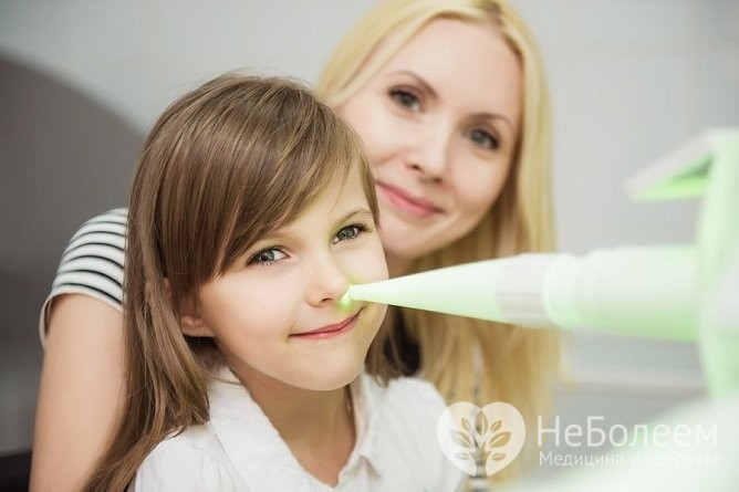 Гайморит у дитини. Причини, симптоми, лікування та профілактика гаймориту