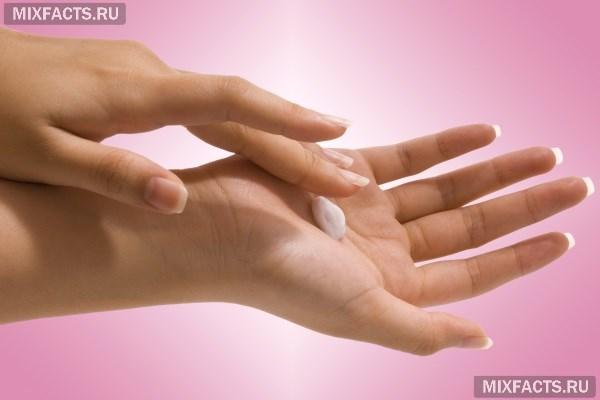 Крем для рук для дуже сухої шкіри в домашніх умовах
