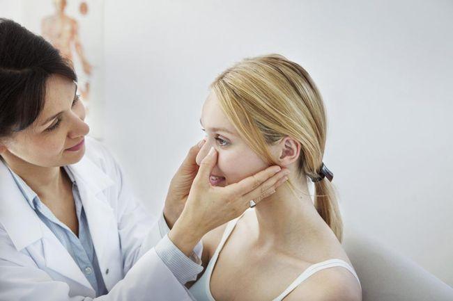 Лікування хронічного гаймориту народними засобами