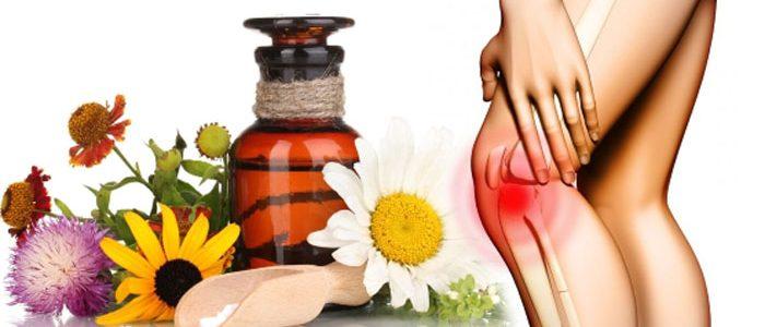Лікування колінних суглобів народними засобами і методами