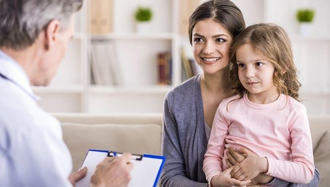 Лікування лишаю у дітей в домашніх умовах
