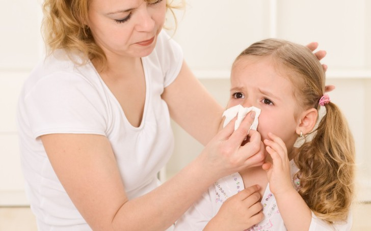 Манту при нежиті не небезпечно робити ін'єкцію хворій дитині