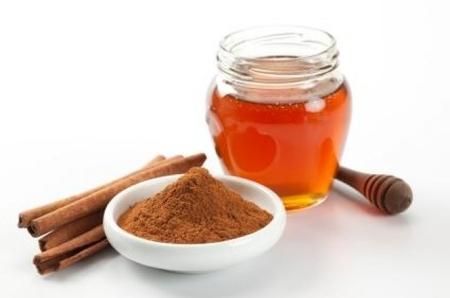 maska z medom koriceyu dlya osobi 1 - Маска з медом і корицею для обличчя