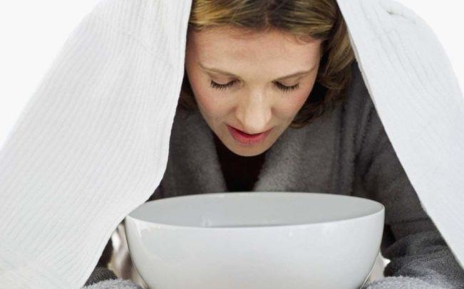 Чи можна гріти ніс при гаймориті: методи прогрівання носа при гаймориті