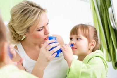 чим лікувати густі соплі у дитини