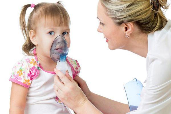 Інгаляції при зелених соплях у дитини: Чи можна робити