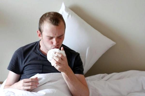 Ознаки пневмонії який кашель при запаленні легень
