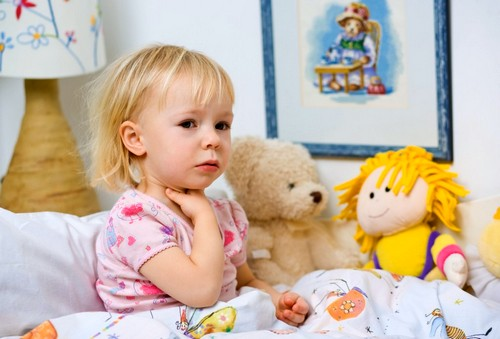 Ознаки симптоми і лікування фарингіту у дітей в домашніх умовах швидко