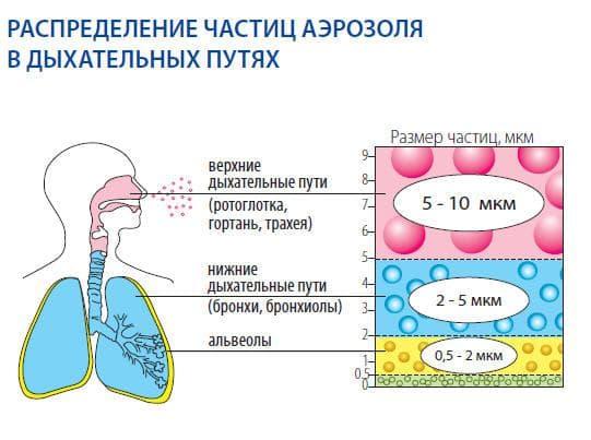 Плюси і мінуси ультразвукових небулайзерів