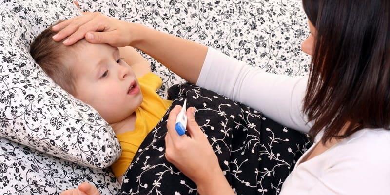 Пневмонія без температури у дитини