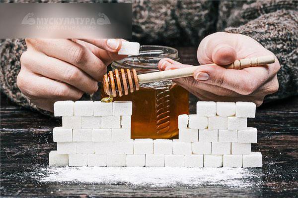 pravda pro te chi v med cukor 1 - Правда про те чи є в меді цукор