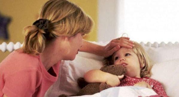 Профілактика ангіни у дітей