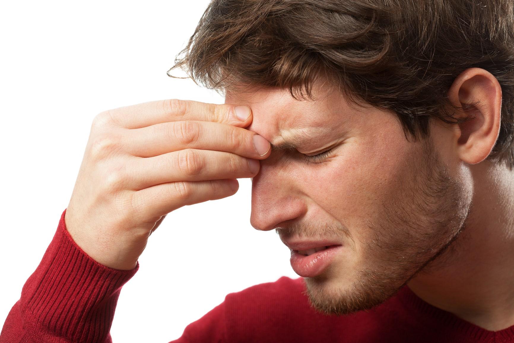 Пс про гострому фронтиті ознаки лікування ускладнення і наслідки