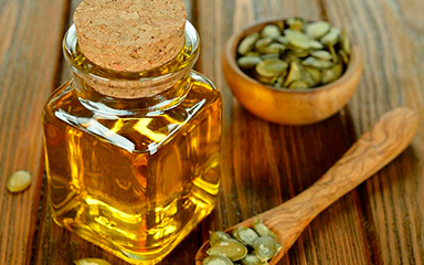 Рецепти гарбузового насіння з медом від простатиту