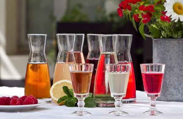 Рецепти настоянок на спирту в домашніх умовах