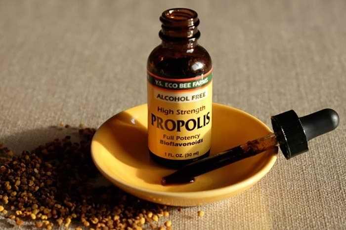 Рецепти приготування настоянок прополісу для лікування ран Настоянки