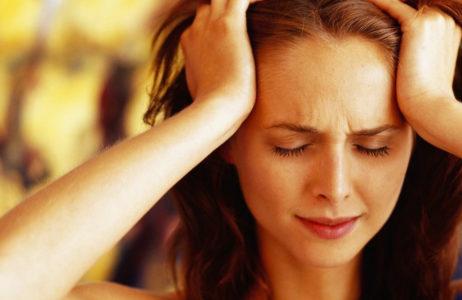 Що робити коли при ангіні сильно болить голова
