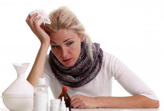 Що робити при перших ознаках застуди