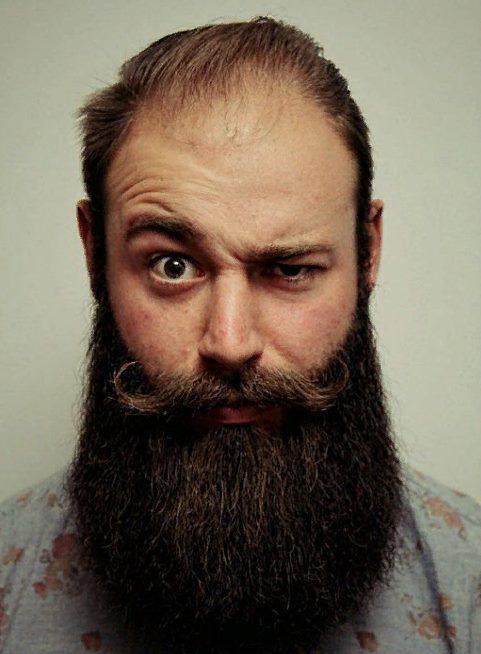 Що робити щоб росла борода народні засоби