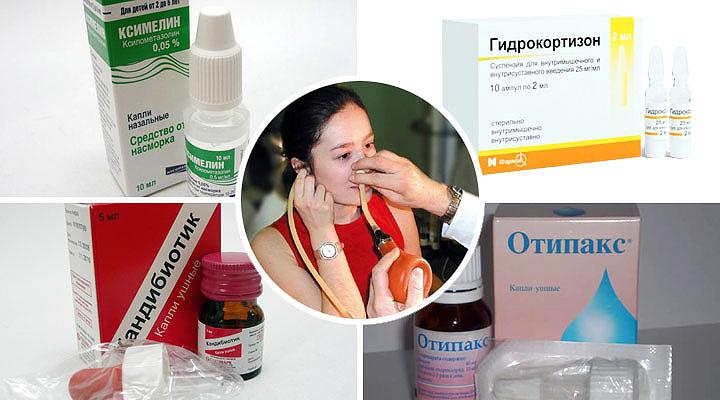 Що робити якщо болить вухо при вагітності і чим його лікувати