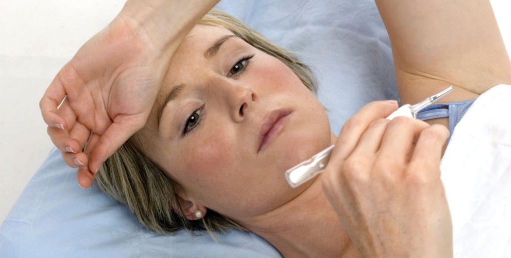 Що робити якщо кінчик носа червоний і болить при дотику