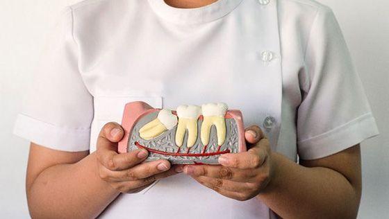 Що робити, якщо після видалення зуба мудрості болить горло? Біль після видалення зуба мудрості – в чому причина і що робити?