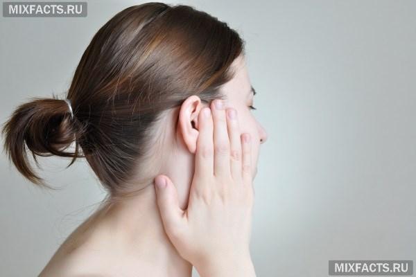 Що робити якщо продуло вухо