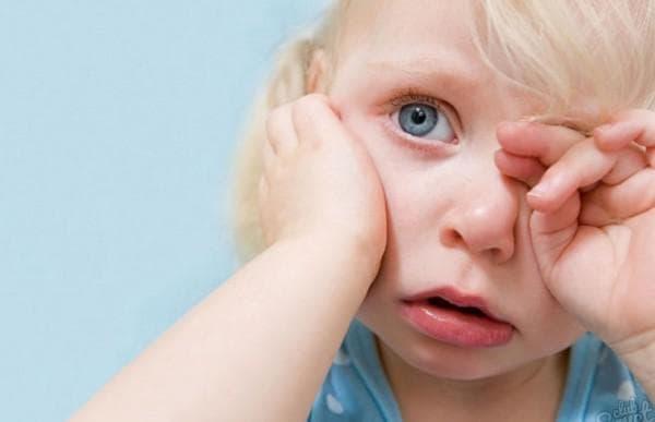 Що робити якщо стріляє вухо дитини