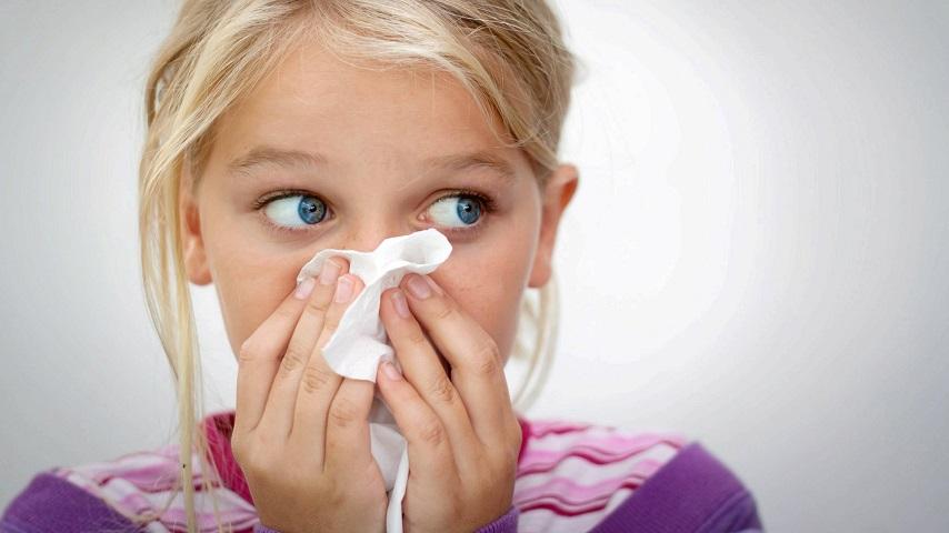 Що робити якщо у дитини осип голос без ознак застуди