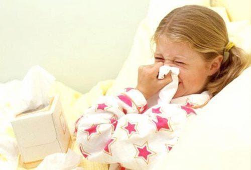 Що робити якщо у дитини золотистий стафілокок в носі
