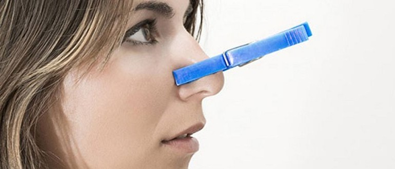 Що робити якщо закладений ніс