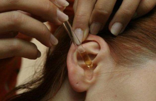 Що робити якщо застудила праве вухо. Що робити, якщо продуло і болить вухо, симптоми і лікування застуди будинку