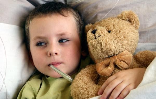 shvidke efektivne l kuvannya nezhit u d tey 1 - Швидке і ефективне лікування нежиті у дітей