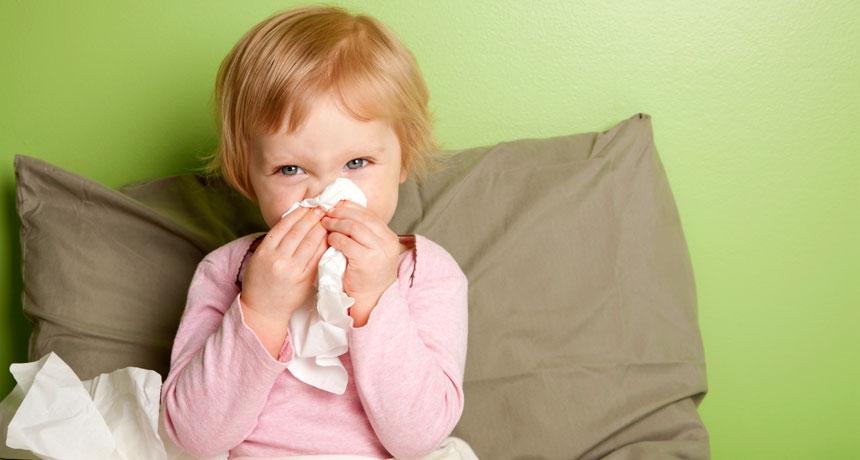 Симптоми та лікування хронічного риніту у дитини
