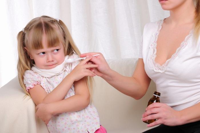 Сиропи від кашлю для дітей