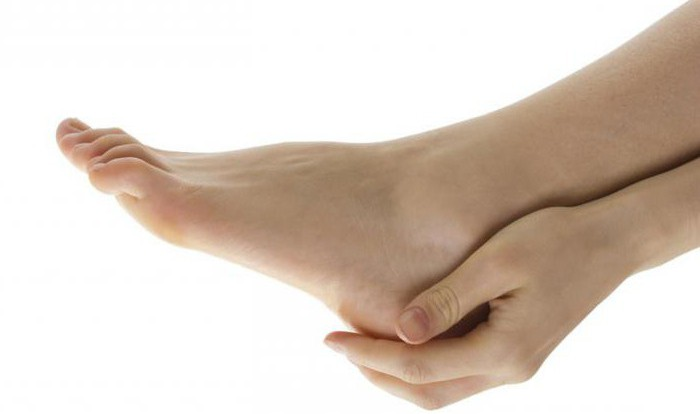 Скраб для ніг в домашніх умовах