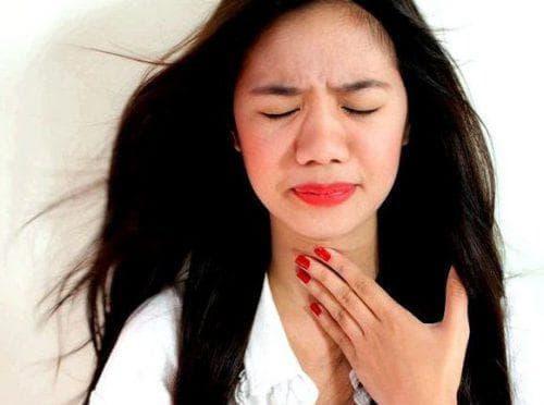 spazmi v gorl zaduha prichini viniknennya d agnostika patolog 1 - Спазми в горлі і задуха — причини виникнення і діагностика патології