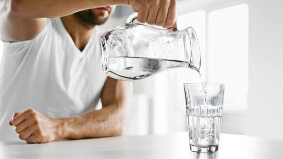 Структурована вода в домашніх умовах