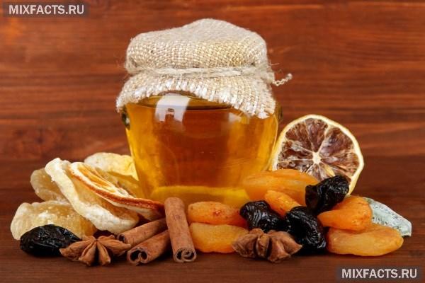 sum sh z suhofrukt v dlya mun tetu korist recepti priyom 1 - Суміш із сухофруктів для імунітету користь рецепти прийом