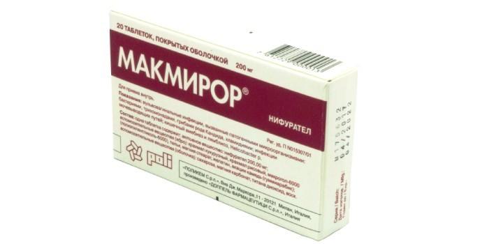 tabletki v d zapalennya sechovogo m hura 1 - Таблетки від запалення сечового міхура