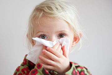 У дитини не проходить кашель: причини безперервного кашлю